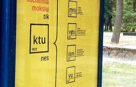 Reklamos kampanijoje save išaukštinantis KTU pažeidė lyginamosios reklamos įstatymą?