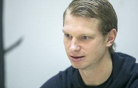 Geriausias Lietuvos futbolininkas Giedrius Arlauskis apie svajonių sutartį: parašą jau padėjau