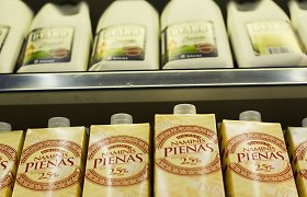 Lithuanian dairy producers stop exports to Russia