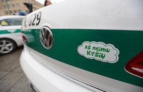 Atsisakyti 1 000 eurų kyšio policininkams tampa kasdienybe?