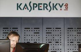 """Ryšiais su Rusijos saugumu apkaltinti """"Kaspersky"""" ėmė gintis"""