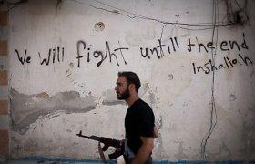 Egdūnas Račius: trys Sirijos scenarijai – naivus, pragmatiškas ir košmariškas