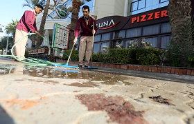 Kruviną išpuolį Hurgadoje įvykdė studentas iš Kairo