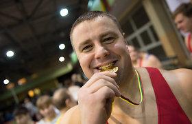 Imtynininkas Mindaugas Mizgaitis Vengrijoje iškovojo bronzą