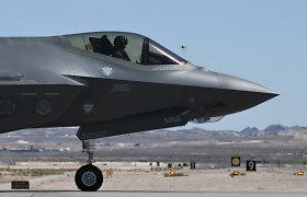 Brangiausias visų laikų naikintuvas F-35 – pasirengęs kovai