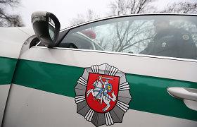 Judriame Vilniaus prospekte susidūrė trys automobiliai, bet greitosios neprireikė