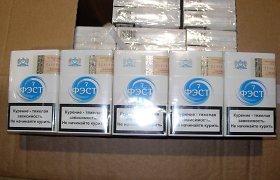 Raigarde muitininkai sulaikė beveik 1,2 mln. eurų vertės cigarečių kontrabandą