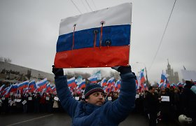 Kuo Kremliui yra labai naudingas Boriso Nemcovo nužudymas?