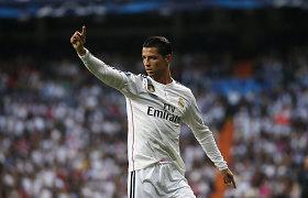"""""""Pichichi"""" apdovanojimas atiteko Cristiano Ronaldo"""