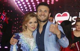 """2016-ųjų prognozės: sėkmės """"Eurovizijoje"""" receptas – gera daina, vieninga komanda ir fizinis pasirengimas"""
