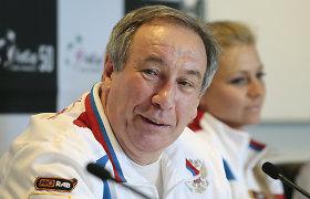 Tenise – be skandalų: visiems Rusijos tenisininkams leista dalyvauti Rio olimpiadoje