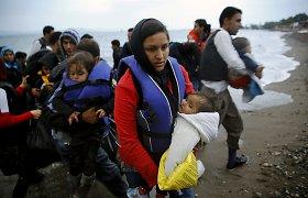 Europos Komisija siūlo į Lietuvą perkelti 710 pabėgėlių, A.Butkevičius teigia – mes nepasiruošę