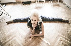 """Baleto šokėja Kristina Tarasevičiūtė: """"Nevengiu nei riebių troškinių, nei mėsos"""""""
