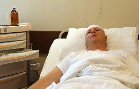 Gediminui Juodeikai dėl vaidmens teko atsidurti ligoninėje