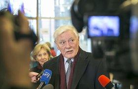 Valdas Adamkus: pasirinkau administratorių – į jį sudėtos visos mano viltys