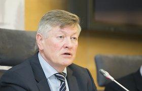 """Artūras Paulauskas, atsidūręs Rusijos """"juodajame"""" sąraše, nenustebo"""