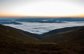 Kam lipti į kalną dieną, kai galima naktį – kelionė į Gymba viršukalnę