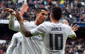 """Rimčiausias Zinedine'o Zidane'o egzaminas išlaikytas: """"Real"""" palaužė """"Athletic"""""""