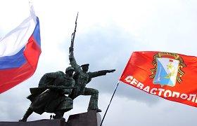 Okupuotas Krymas – infliacijos čempionas tarp visų Rusijos regionų