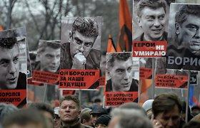 Boriso Nemcovo padėjėja paviešino jo slaptą raštelį apie desantininkus