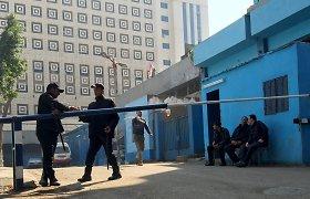 Egipte dingęs italas doktorantas rastas nužudytas ir sudegintas