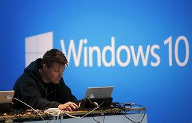 """Neįsirašiusiems """"Windows10"""" iki šio penktadienio operacinė sistema kainuos 120 dolerių"""
