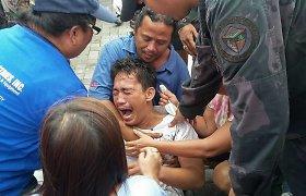 Tyrėjai: Filipinių kelto tragediją sukėlė savininkų ir įgulos narių abejingumas