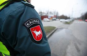Policijos komisariate neblaivus tarnybos metu pričiuptas Kauno pareigūnas