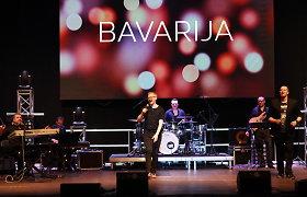 """Valentino dienai romantiškais akordais suskambusi grupė """"Bavarija"""": Juozas Liesis braukia ašaras ir ieško žmonos"""