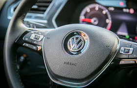 """""""Volkswagen"""" pardavimai JAV krenta, Europoje – stabilūs, o Kinijoje – auga"""