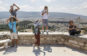 """""""Foreign Policy"""": šantažuojami Atėnai privalo nepasiduoti"""