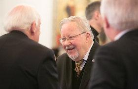 Vytautas Landsbergis ragina Seimą nebesvarstyti Laisvės premijos skyrimo