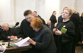 Sausio 13-osios bylos kaltinamasis: jeigu buvo valdžios nuvertimo planas, jis sukurtas ne Lietuvoje