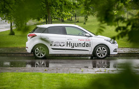 """Para su """"Hyundai i20"""" – automobilį galima įsimylėti"""
