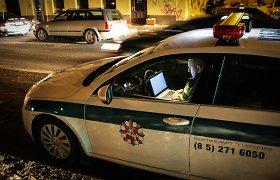 Šalčininkų rajone susidūrė du automobiliai: 5-metei prireikė medikų pagalbos