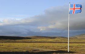 Islandijos centrinis bankas šįmet jau antrą kartą padidino bazinę palūkanų normą