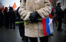Po Boriso Nemcovo nužudymo Rusijoje dar likę žurnalistai gedi, propaganda įžūliai tyčiojasi