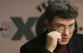 Iš Boriso Nemcovo buto dingo Rusijos kariuomenės buvimą Ukrainoje liudiję dokumentai