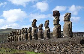 Velykų salą surasti galima ir Marijampolėje