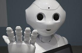 """""""Google"""" futurologas Ray'us Kurzweilas: XXI a. technologijos galutinai nukonkuruos žmogiškąjį protą"""