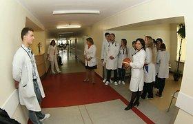 Sustiprėjęs Arvydas Sabonis iš ligoninės grįžo į namus