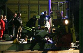 Kaune vyko dramatiška gelbėjimo operacija