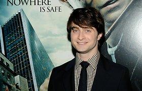 Jauni ir turtingi: Danielis Radcliffe'as, Keira Knightley ir kiti laimingieji