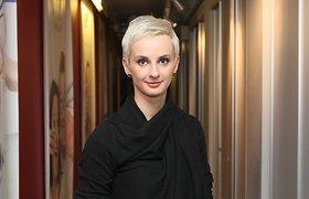"""Ieva Norkūnienė: """"Manęs vis klausinėja, kaipgi toje šeimoje, kur moteris vyresnė"""""""