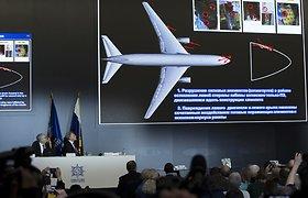 Oficialu: Malaizijos lėktuvą numušė rusiška raketa