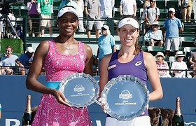 """Bank of the West Classic"" turnyre triumfavo Johanna Konta"