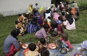 Malaizijoje rastos 139 migrantų kapavietės ir 28 žmonių kontrabandininkų stovyklos