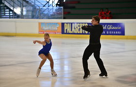 Pirmieji Lietuvos istorijoje čiuožimo atstovai Europos čempionato porinėse varžybose – vienuolikti