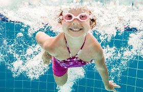 Plaukimo instruktorius: kada galima sakyti, kad mokate plaukti?
