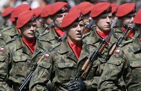 Višegrado šalys sutarė siųsti karius į Baltijos šalis